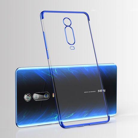 Тонкий силиконовый чехол Xiaomi Mi Note 10 9T 9 8 lite SE A3 A2
