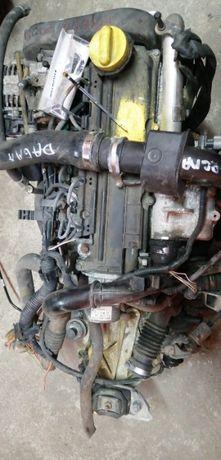 Silnik Renault MEGANE SCENIC 1.5 DCI 82 KM K9K722