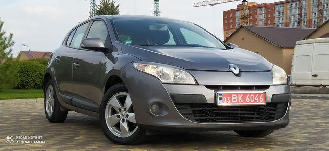 Рено меган 1.6  бензин MPI 131 тис.! Renault Megane 3