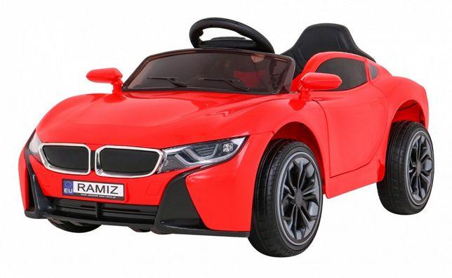 Samochód na akumulator Autko Fast Wind Czerwony JRD-7288