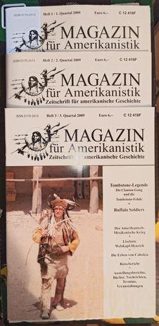 Magazin für Amerikanistik Heft 1,2,3 Quartal 2009