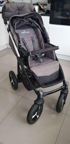Wózek 2w1 Baby Design Husky Warszawa, Super Stan !!