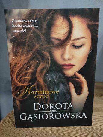 Dorota Gąsiorowska - Karminowe serce