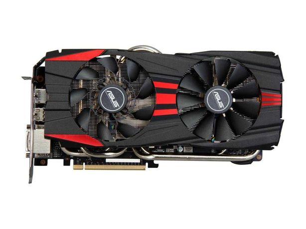Karta graficzna ASUS GeForce GTX 780 3GB
