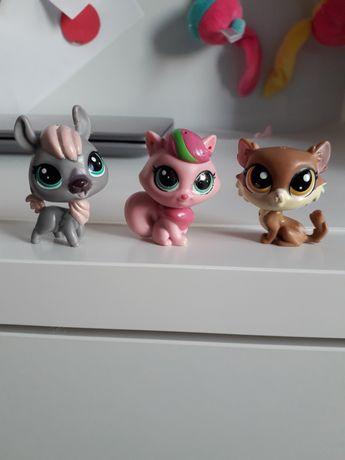 LPS Litlest pet shop zestaw figurki