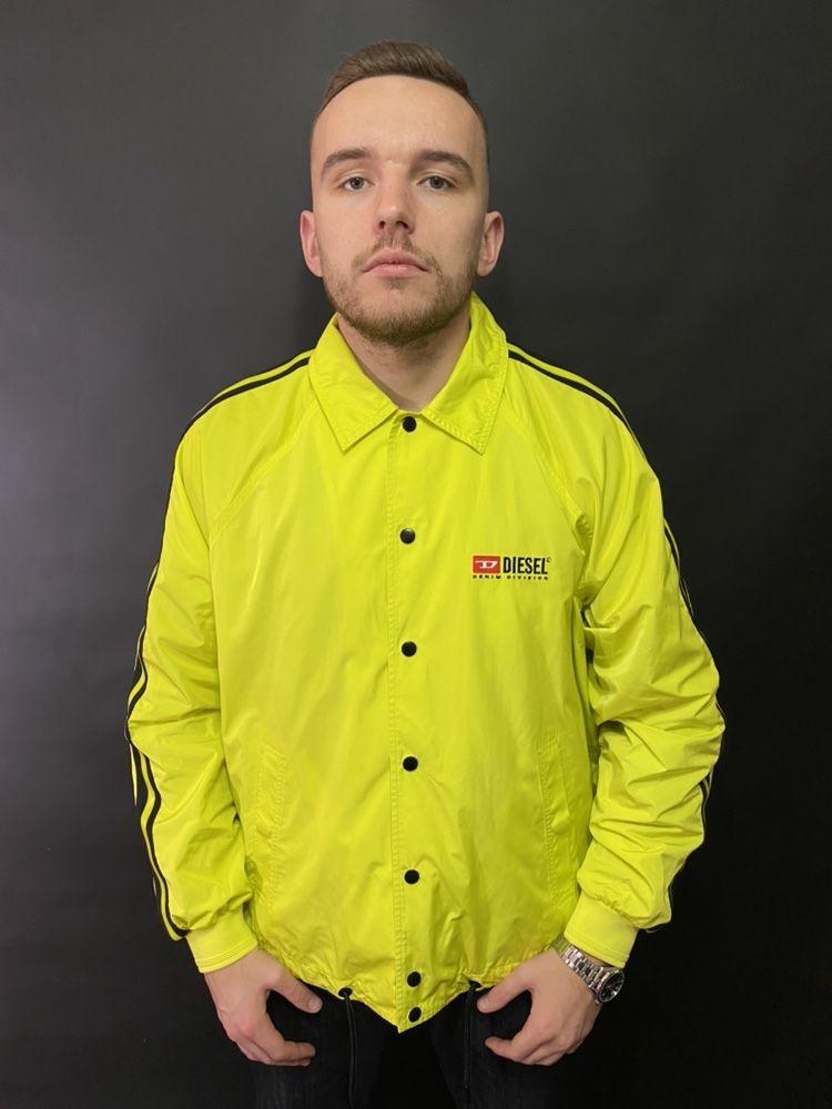 Куртка Diesel вітровка оригинал Armani