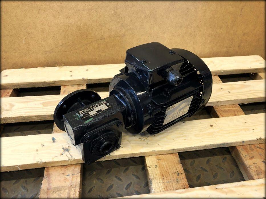 motoreduktor / przekładnia 0,37kW 141obr. 3fazowy Pigża - image 1