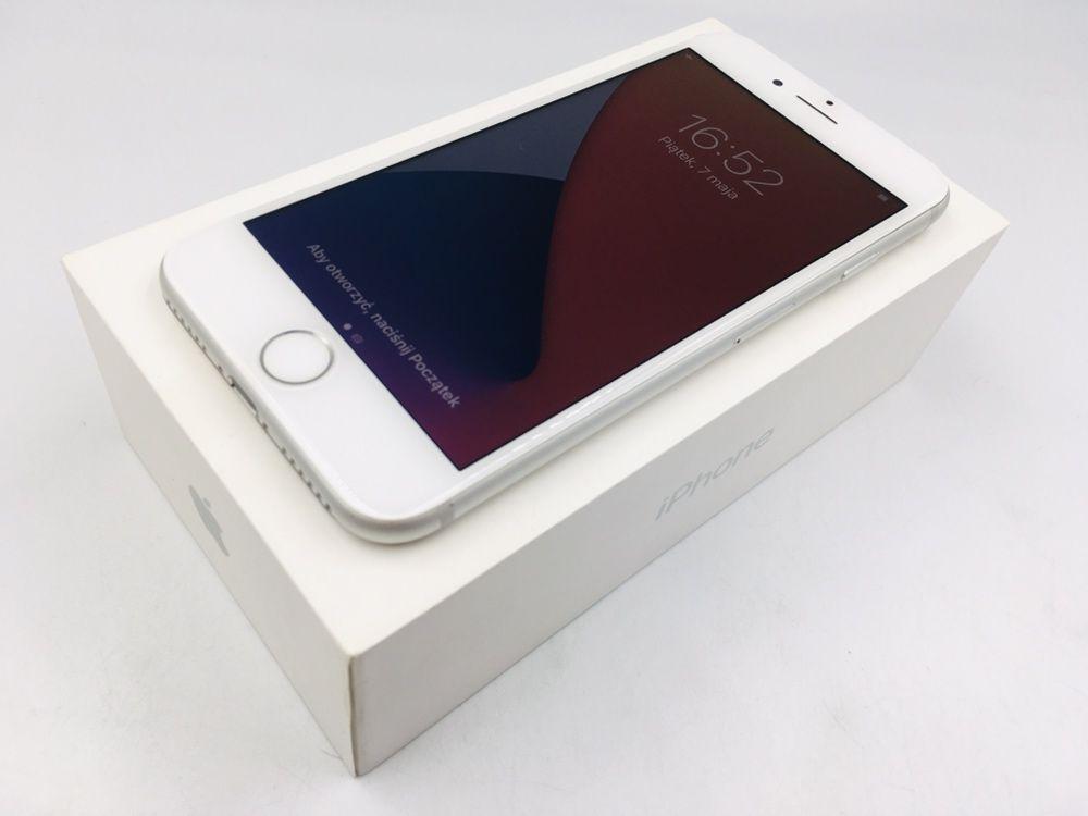 iPhone 7 128GB SILVER • GWAR 12 msc • DARMOWA wysyłka • FAKTURA