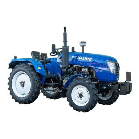 Минитрактор DW (ДВ) 244 AHTXD - самый многофункциональный трактор
