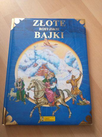 Książka dla dzieci Złote Bajki Rosyjskie