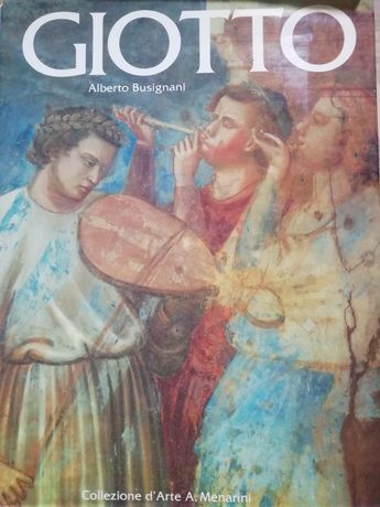 Giotto de Alberto Busignani