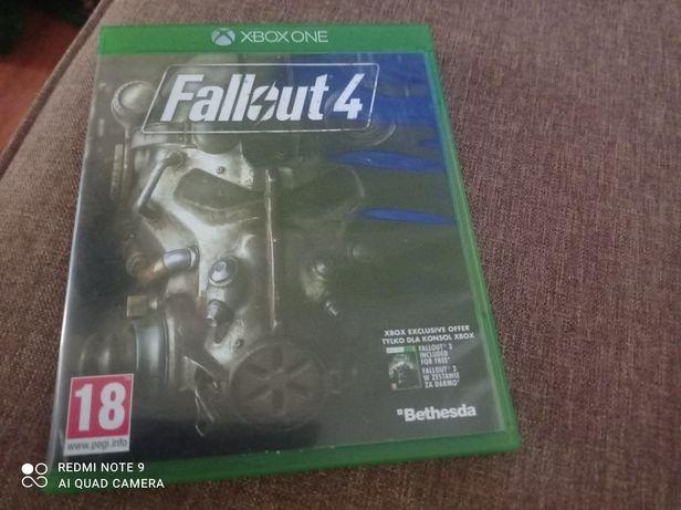 Fallout 4 na konsolę Xbox one