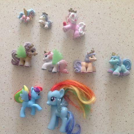 Maskotki Koniki Pony
