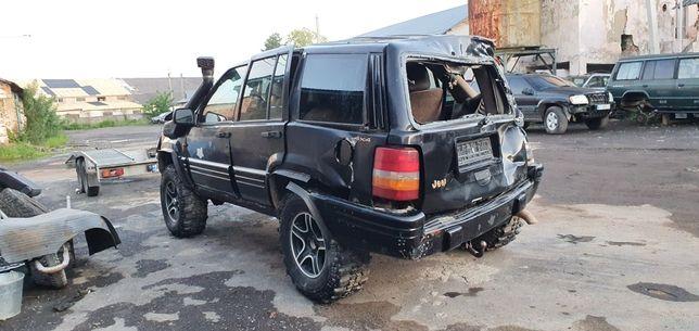 разборе Jeep Cherokee 4.0
