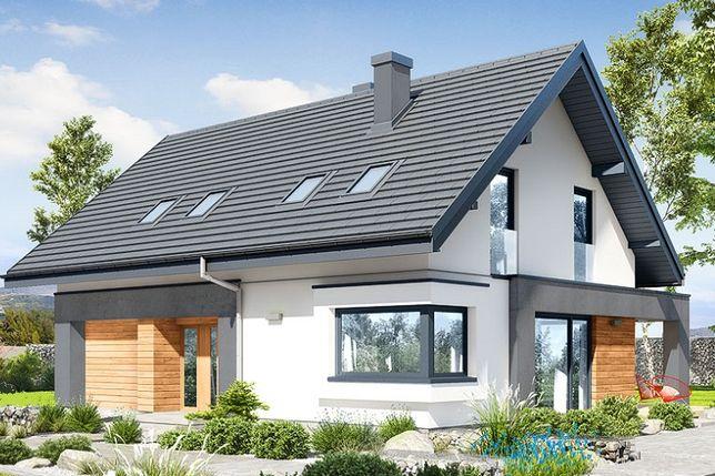 Dom 120 m2 budowa na działce klienta
