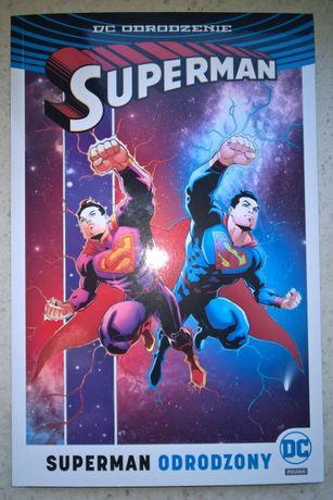 Superman Odrodzony [Egmont]