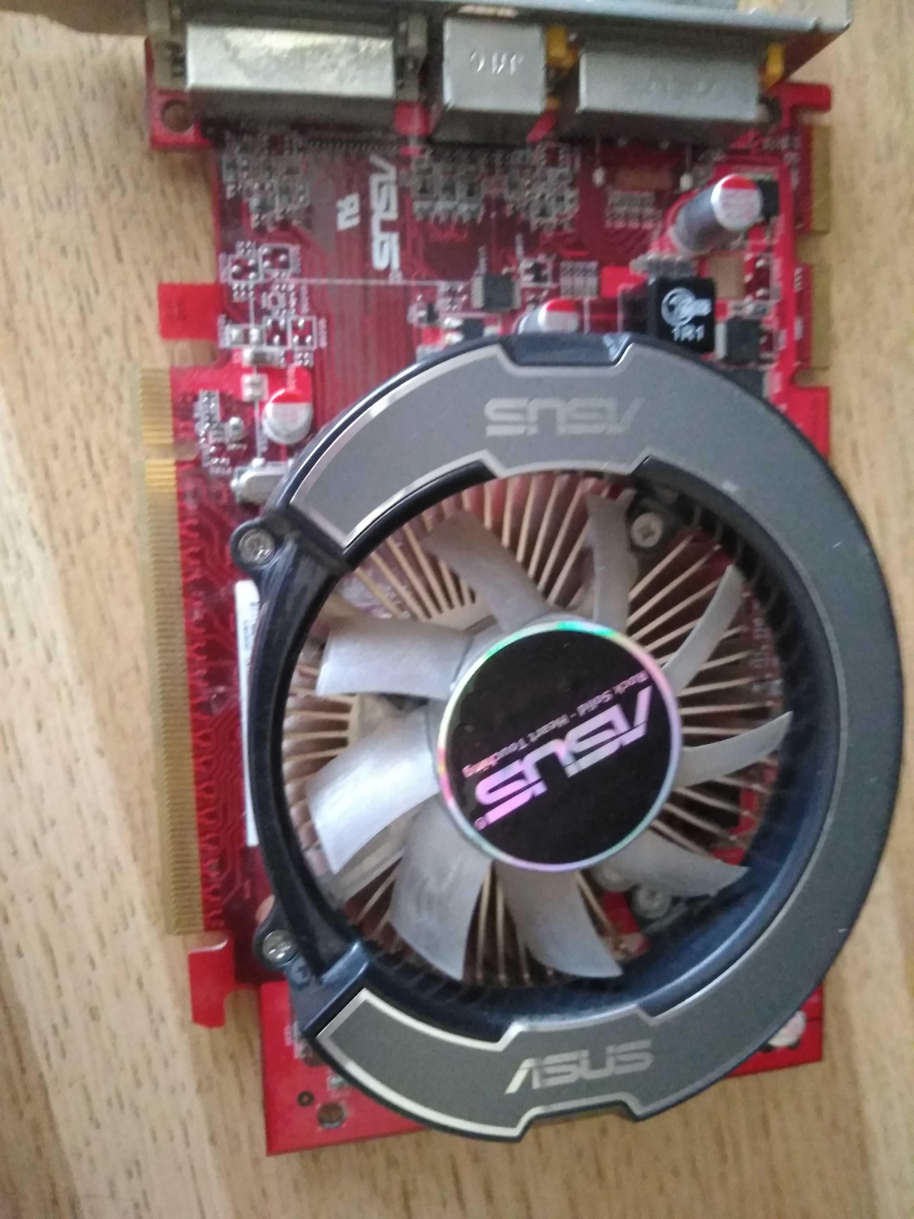Karta grafiki Asus Radeon ASUS Radeon HD3650  DDR3 256MB