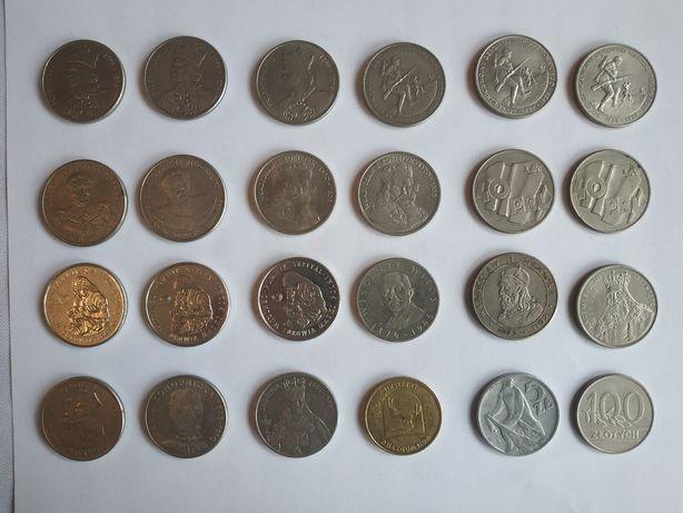 Monety z PRL sprzedam
