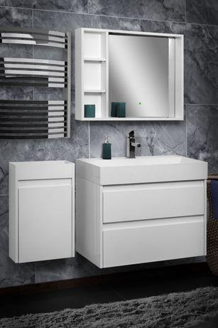 Меблі у ванну кімнату, мебель для ванной, тумби, дзеркала, комоди