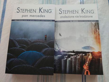 Pan Mercedes, Znalezione nie kradzione Stephen King