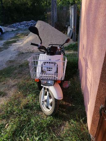 Yamaha Gear-UA06J 4t