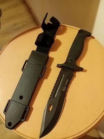 Nóż taktyczny wojskowy