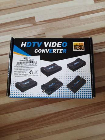 HDTV video conventer