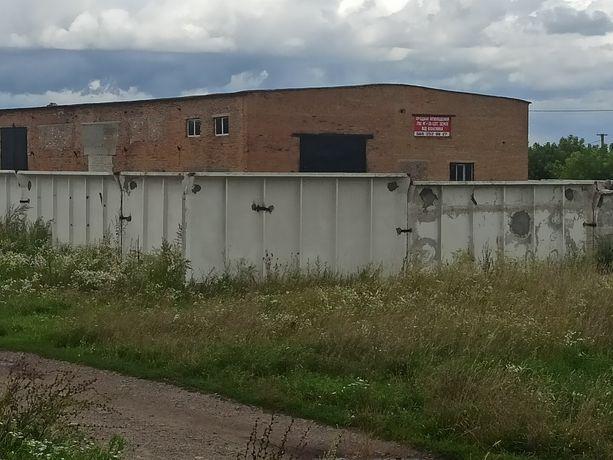 Продам Комерційне приміщення,700м/кв.і 35сот.землі(склад,гараж,бокс)