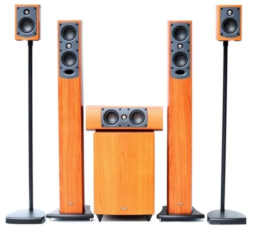 Colunas Tannoy HTS 200 Home Theatre System