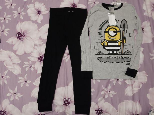 Фирменные пижамы для мальчика фирма h&m