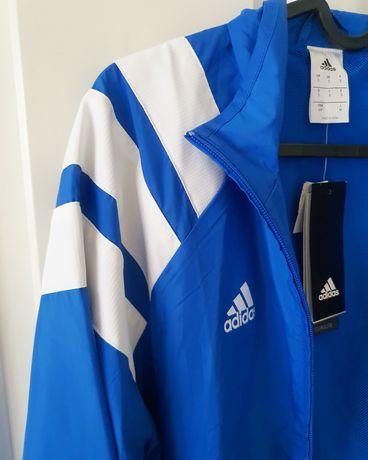 Kurtka wiatrówka nowa z metka Adidas S