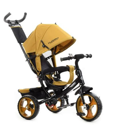 Велосипед триколісний ровер коляска, батьківська ручка, трёхколёсный