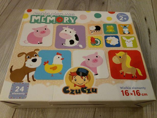 Memory 2+ Czuczu zwierzęta