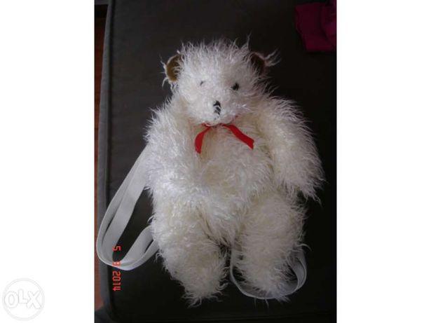 Mochila Urso de Peluche