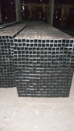 Труба тонкостенная квадратная 15х15, 20х20, 25х25, 30х30, 40х40