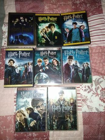 Harry Potter 1-7 DVD