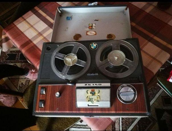 Magnetofon szpulowy Grundig Sprawny