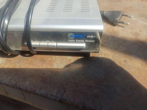 Спутниковый ресивер ORTON 4100C