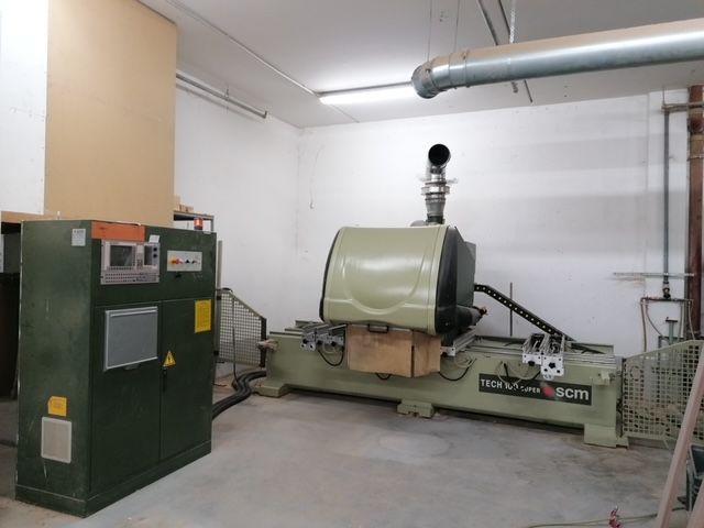 CNC SCM Tech 100 Super Miastko - image 1