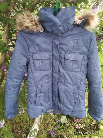 Зимняя куртка мальчику
