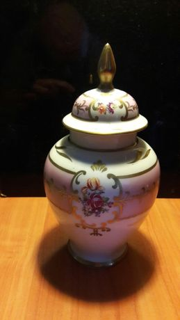 Ваза 21см. чайница martinroda фарфор Германия