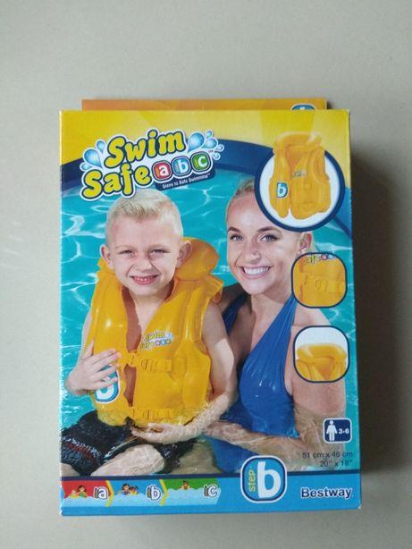 Kamizelka do nauki pływania dla dzieci Bestway wysyłka tylko 1zł