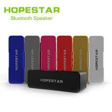 HopeStar-H13 Bezprzewodowy Głośnik Stereo Bluetooth Z Gniazdem TF USB