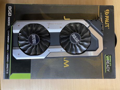 Palit GeForce GTX 1070 Super JetStream 8GB GDDR5