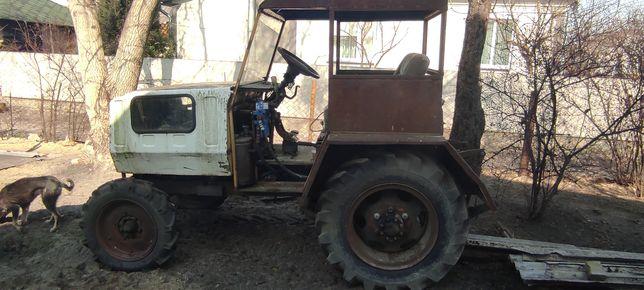 Продам трактор дешево саморобний (самодельный)