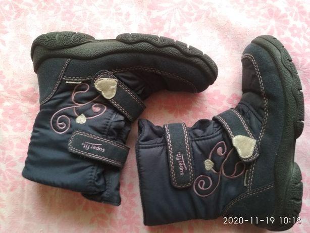 Ботинки Superfit р.32