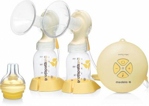 Новые! В наличии! Электрический Молокоотсос Medela Swing Maxi + Соска
