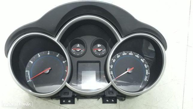 Quadrante Chevrolet Cruze, gasolina, 2011