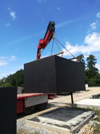 Szamba betonowe 6m3 i nie tylko z atestem i gwarancją Tarnów