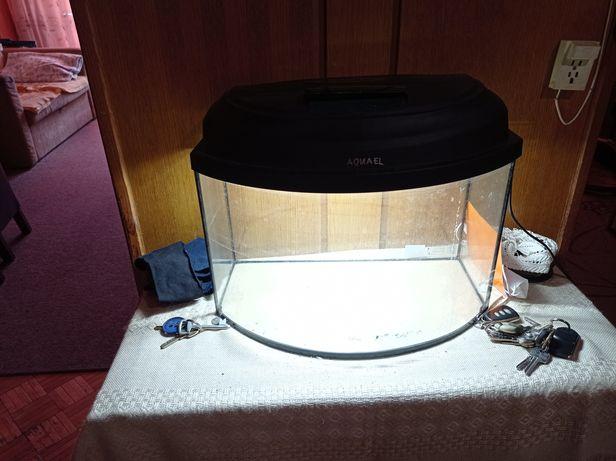 Akwarium Aquael 40 litrów+ filtr